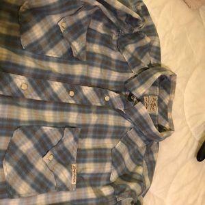 Lucky brand xxl western shirt
